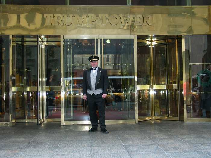 Prosperity - Jimmy at Trump Tower